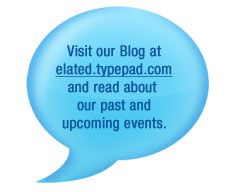 Read about past events on the eLATED blog