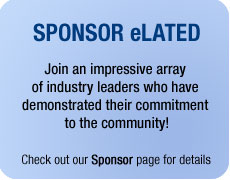 Click here to find out more about sponsoring eLATED